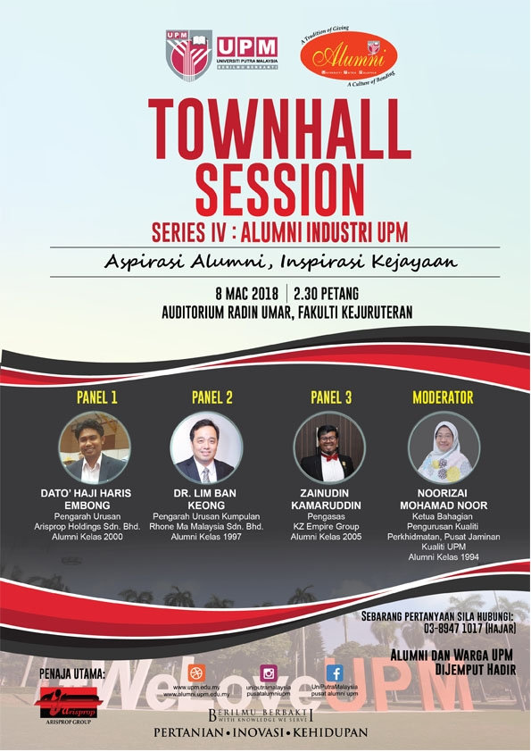 TownHall Session : Series IV